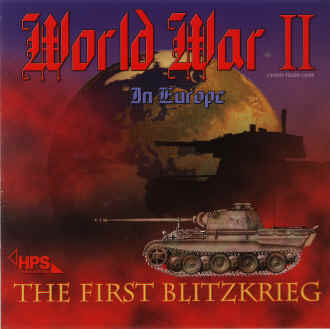 Word War II in Europe The First Blitzkrieg