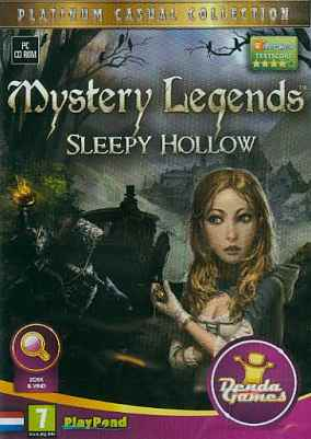 Mystery Legends Sleepy Hollow