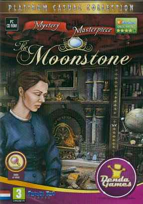 Mystery Masterpiece The Moonstone