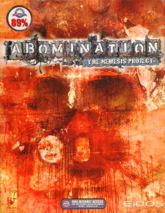 Abomination The Nemisis Project
