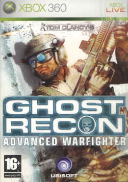 Tom Clancy's Ghost Recon 3 Advanced Warfighter X-Box 360