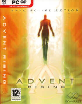 Epic Sci-Fi Action Advent Rising PC