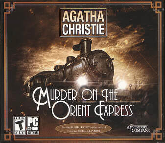 Agatha Christie II Murder on the Orient Express