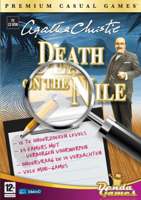 Agatha Christie 5 Death on the Nile