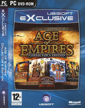 Age of Empire Collector's Edition