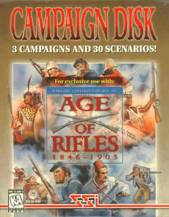 Age of Rifles Campaign Disk