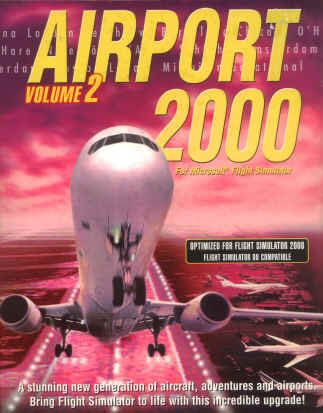 Airport 2000 Volume 2 for MS Flight Simulator 98/2000