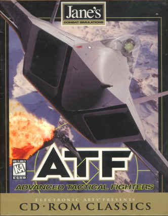 Advanced Tactical Fighters - ATF
