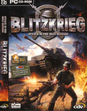 Blitzkrieg Attack is the Only Defence
