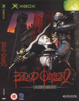 The Legacy of Kain Series Blood Omen 2 for X-Box