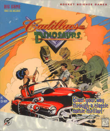 Cadillacs and Dinosaurs - The Second Cataclysm