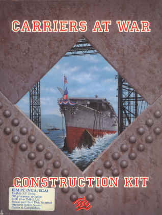 Carriers at War Construction Kit