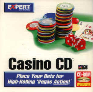 Casino CD - Blackjack 21, Roulette, Slot Machines, Video Poker, Baccarat