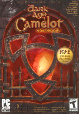 Dark Age of Camelot Catacombs USA
