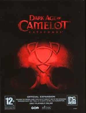 Dark Age of Camelot Catacombs European Version