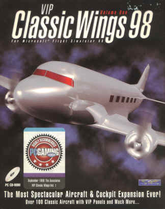 Classic Wings for MS Flight Simulator 98