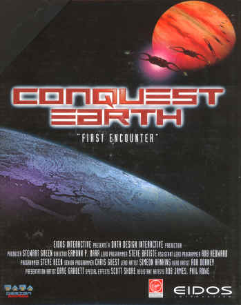 Conquest Earth First Encounter
