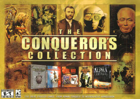 The Conqueror's Collection