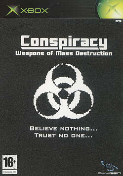 Conspiracy Weapons of Mass Destruction Xbox