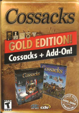 Cossacks: European Wars and Cossacks: The Art of War