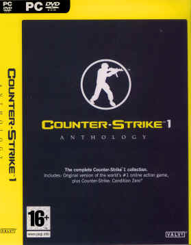 Counter Strike 1 Anthology + Condition Zero