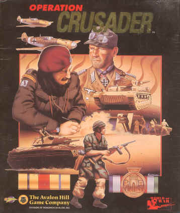 Operation Crusader for Macintosh