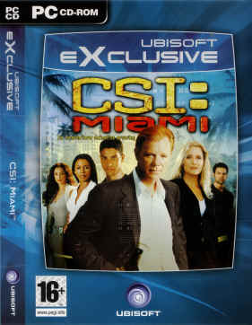 Crime Scene Investigation 3: Miami PC