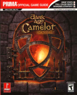 Dark Age of Camelot Catacombs Official Game Guide