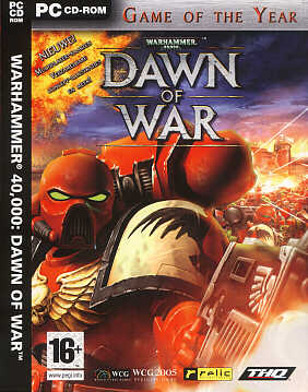 Warhammer 40.000 Dawn of War Game of the Year Edition