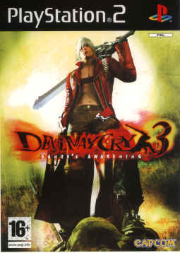 Devil May Cry 3 Dante's Awakening PS2