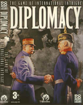 The Game of International Intrigue Diplomacy