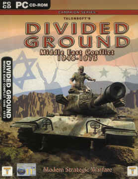 Divided Ground Middle East Conflict 1948-1973
