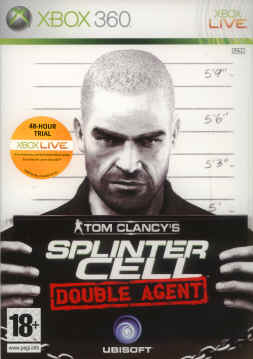 Tom Clancy's Splinter Cell Double Agent XBox-360