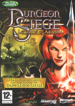 Dungeon Siege and Legends of Arana