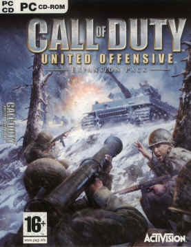 Call of Duty United Offensive Expansion Pack