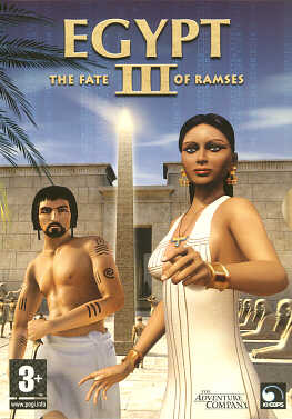 Egypt III The Fate of Ramses Collector's Edition