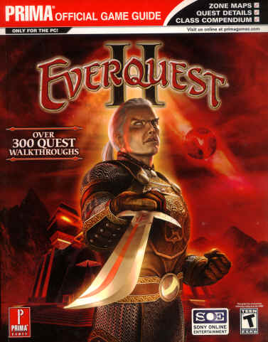 Everquest 2 Official Game Guide
