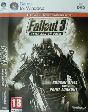 Fallout 3 - Broken Steel and Point Lookout