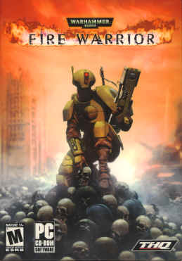 Warhammer 40.000 Fire Warrior