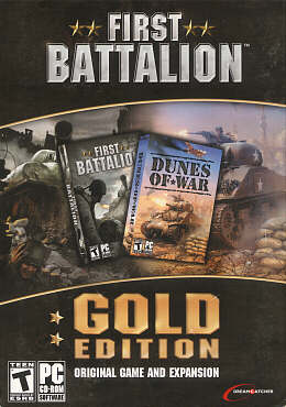 First Battalion Gold Edition