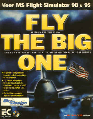 Fly the Big One for MS Flight Simulator 95 & 98