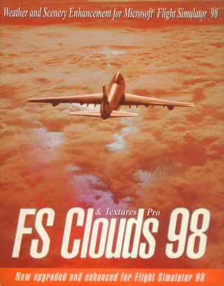 FS Clouds for MS Flight Simulator 5.1/6.0/95/98