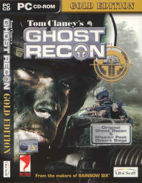Tom Clancy's Ghost Recon Gold Edition