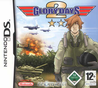 Glory Days 2 Nintendo DS