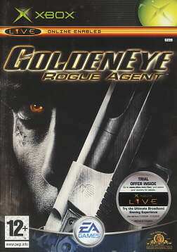 Golden Eye Rogue Agent Xbox