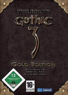 Gothic III Gold