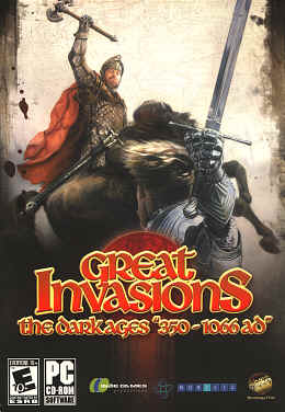 Great Invasions - The Dark Ages between 350-1066 AD
