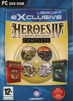 Heroes of Might and Magic 4 Complete Edition