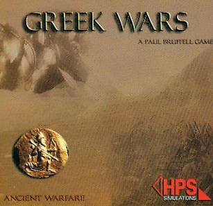 Ancient Warfare Greek Wars