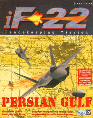 iF-22 Peacekeeping Missions Persian Gulf